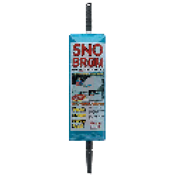 "Image of ""Auto """"SNOW BRuM"""" Snow Brush / Broom"""